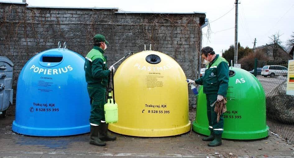 Įdomūs faktai apie atliekas