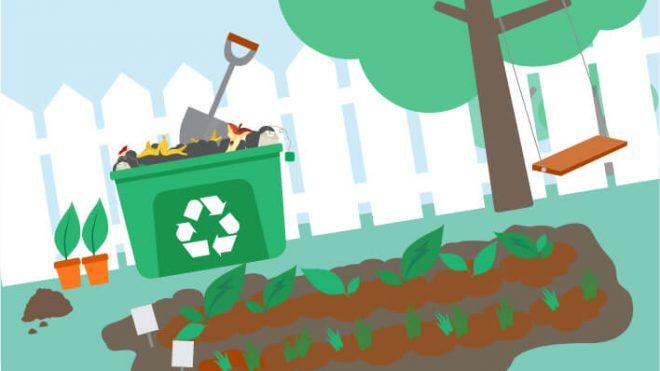 Kaip sumažinti išmetamų atliekų kiekį