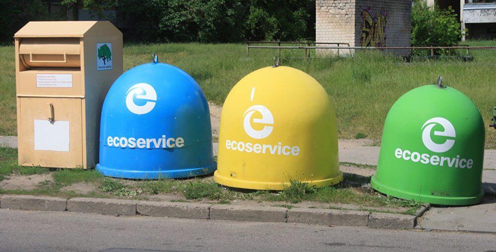 Kodėl negalima visų atliekų mesti į šiukšlių konteinerius
