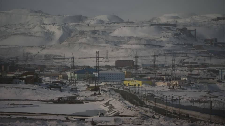 Norilskas, Sibiras