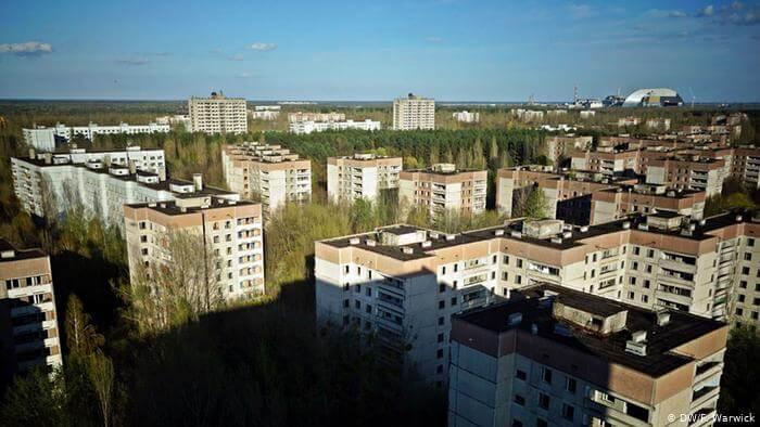 cernobylis Ukraina